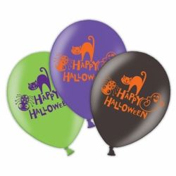 Happy Halloween Party Balloons