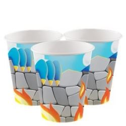 Dragon Party Cups