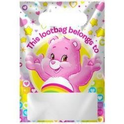 Care Bear Caring Is Sharing  Party Bags