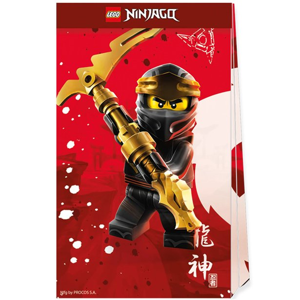 LEGO Ninjago Party Favour Cups
