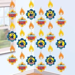 Fireman Sam Party String Decorations