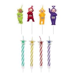 Teletubbies Party Candles
