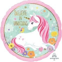 Magical Unicorn Party Foil Balloons