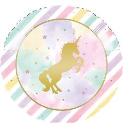 Unicorn Sparkle Party Foil Balloons