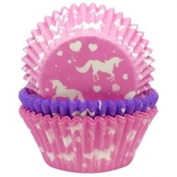 Unicorn Party Cupcake Cases