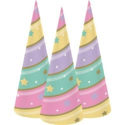Unicorn Sparkle Party Unicorn Horn Hats