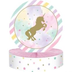 Unicorn Sparkle Party Centre Piece Decorations