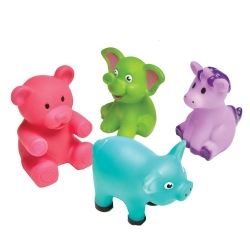 Party Favour Squeezy Animals