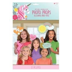 Magical Unicorn Photo Prop Kit
