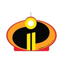 Disney The Incredibles 2 Party Candles
