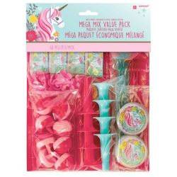 Magical Unicorn Mega Favour Party Pack