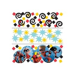 Disney The Incredibles 2 Party Table Confetti