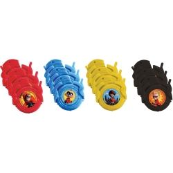 Disney The Incredibles 2 Party Favour Disc Shooters