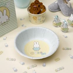 Baby Miffy Birthday Party Bowls