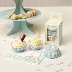 Baby Miffy Party Cupcake Cases