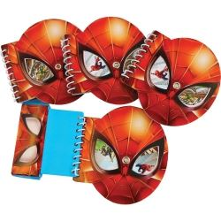 Spiderman Party Favour Colour Activity Books
