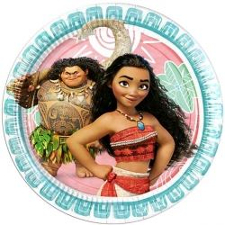 Disney Moana Party Plates