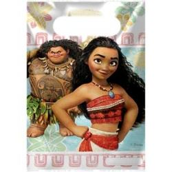 Disney Moana Party Bags