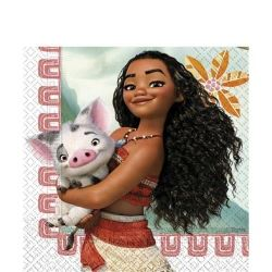 Disney Moana Party Napkins