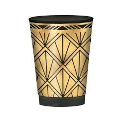 1920s Hollywood Party Prismatic Plastic Tumblers