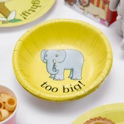 Dear Zoo Party Bowls