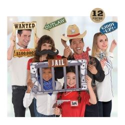 Western Photo Prop Kit