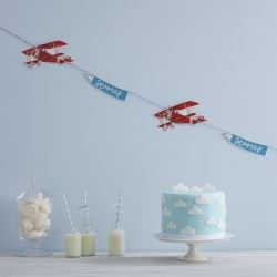 Ginger Ray Flying High Party Bunting