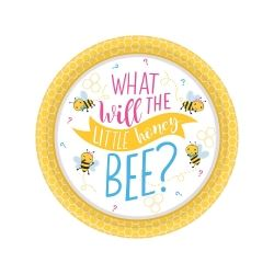 What Will It Bee Lunch Plates