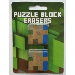 TNT Minecraft Party Favour Block Eraser