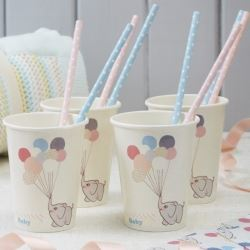 Little One Elephant Party Cups