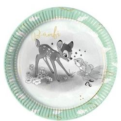 Disney Bambi Party Plates