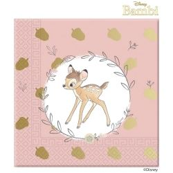 Disney Bambi Party Napkins