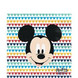 Disney Mickey Mouse Awesome Party Napkins