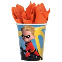Disney The Incredibles 2 Party Cups