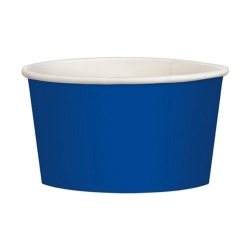 Royal Blue Paper Treat Cups