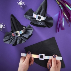 Ginger Ray Creep It Real Party Witch Hat Napkins