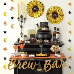 Halloween Wicked Brew Bar Decorating Kits