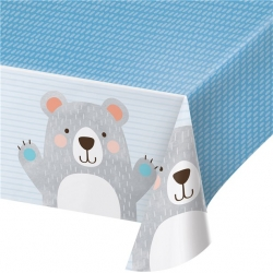 Birthday Bear Party Tablecovers