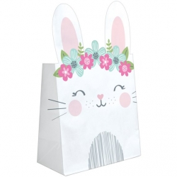 Birthday Bunny Party Treat Bags