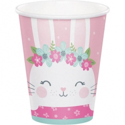 Birthday Bunny Party Birthday Cups