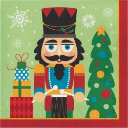 The Nutcracker Party Napkins
