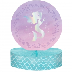 Mermaid Shine Party Centre Piece