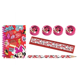 Disney Minnie Mouse Gem Stationary Packs