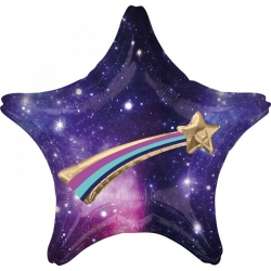 Galaxy SuperShape  Foil Balloon