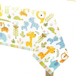 Happi Jungle Safari Party Tablecovers