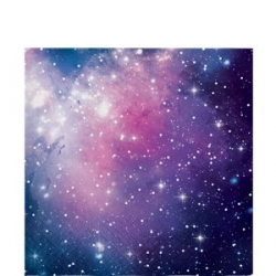 Galaxy Space Party Napkins
