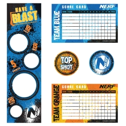 Nerf Party Games Kit