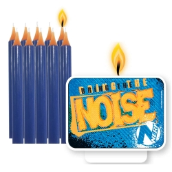 Nerf Party Candle Kits