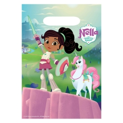 Nella The Princess Knight Party Bags