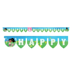 Nella The Princess Knight Party Letter Banner